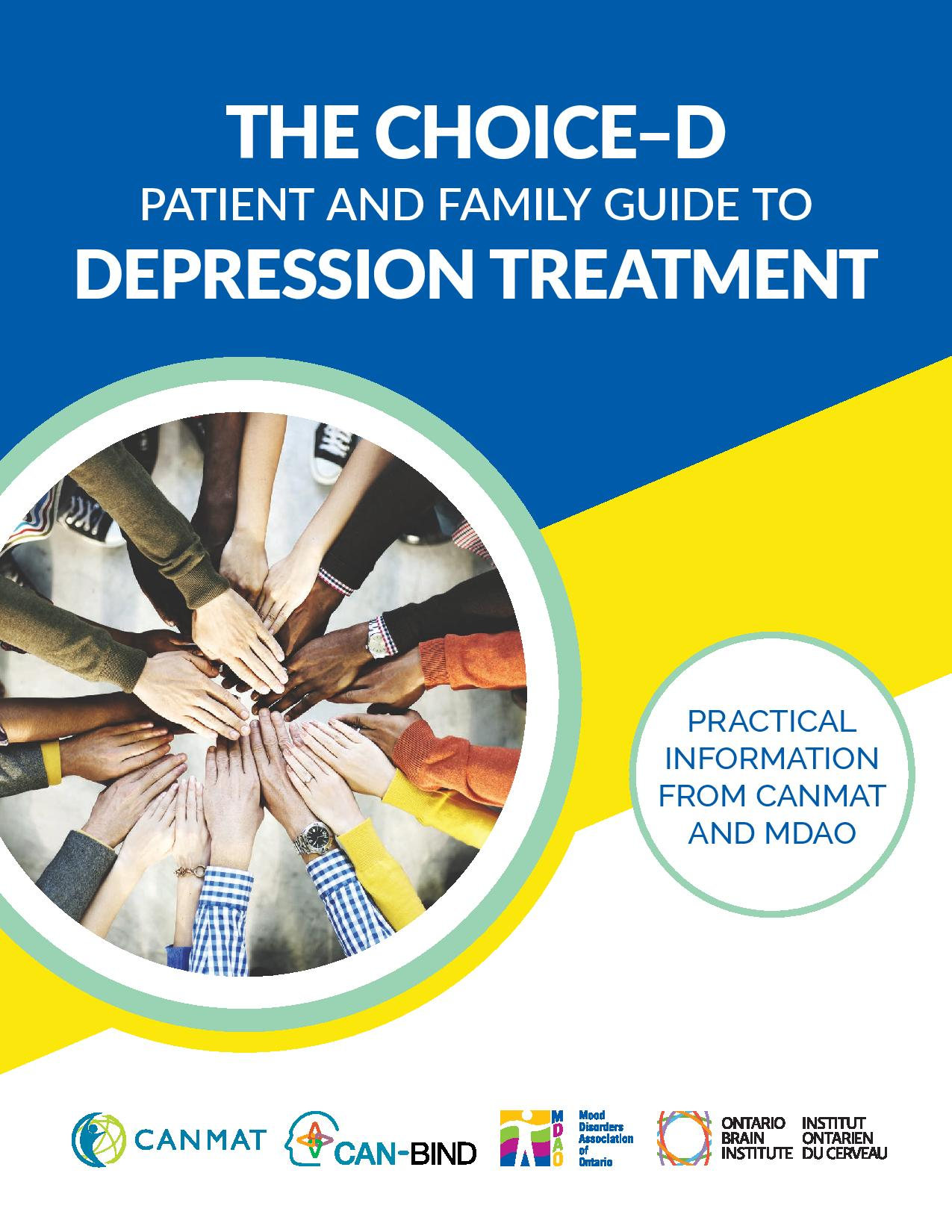 The CHOICE-D Patient and Family Guide to Depression Treatment